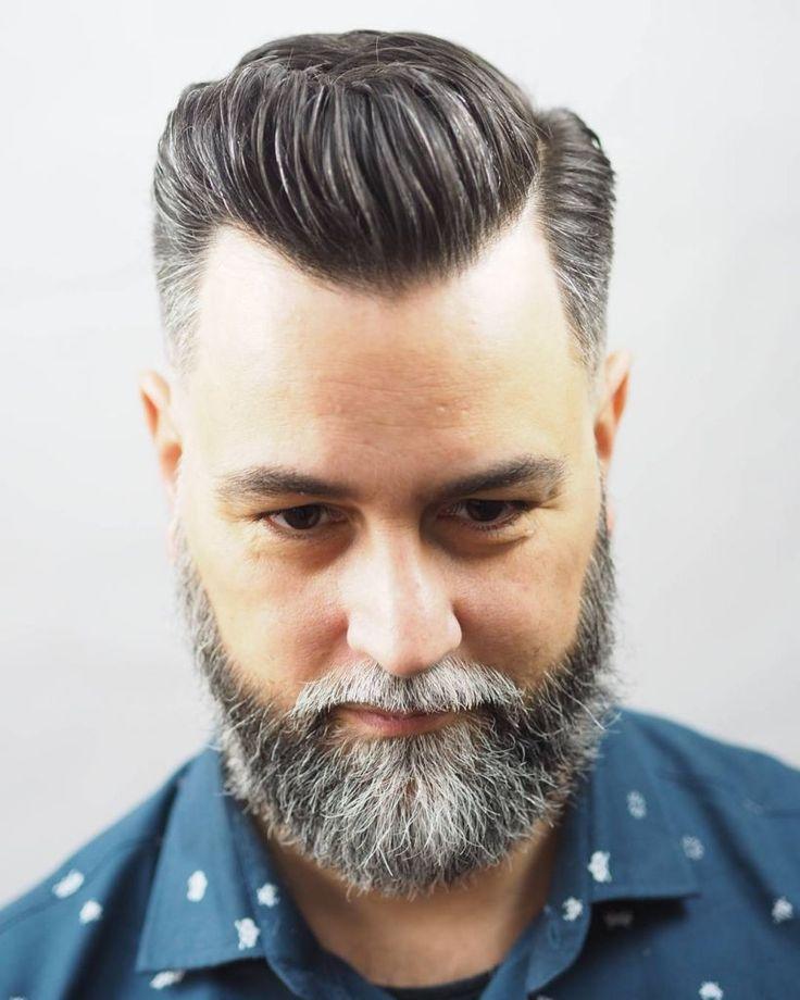21 Coole Sidecut Männer Stylen Tipps | Side part haircut