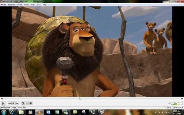Guida come inserire un film o video come sfondo animato computer desktop