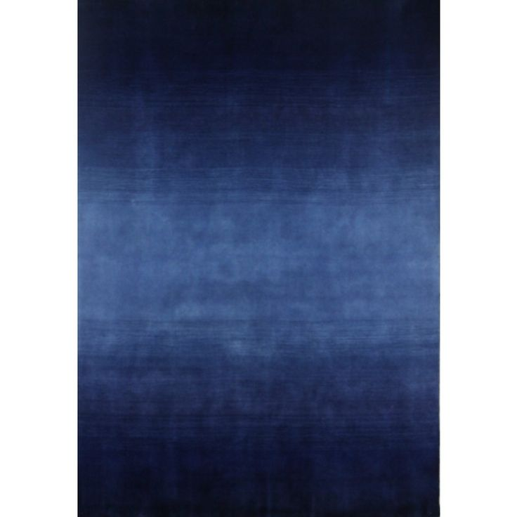 Giverny - moon blue - Bayliss Rugs