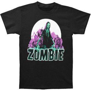 Rob Zombie Zombie & Company T-shirt