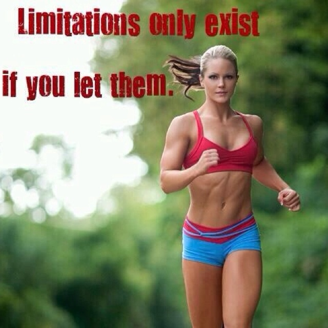 No Limitations- Nicole Wilkins Lee