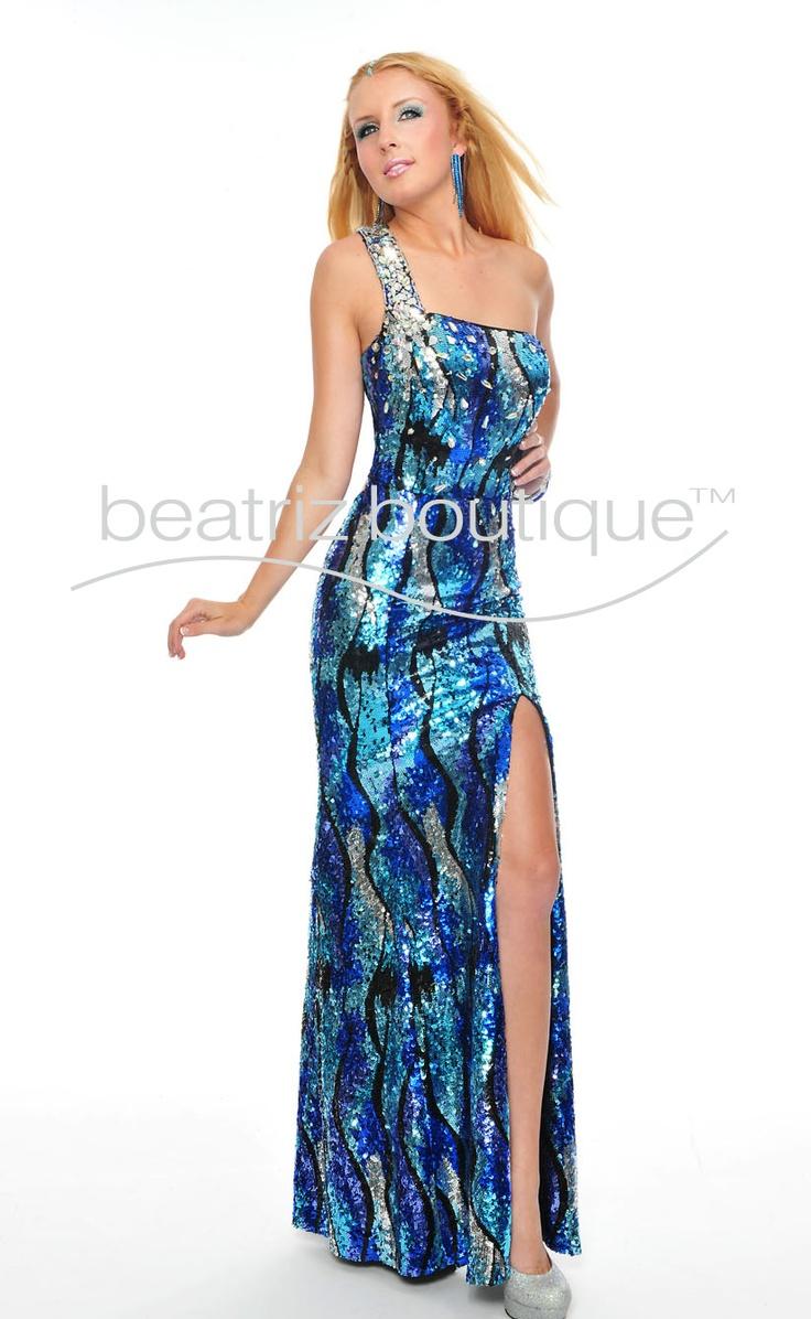 46 besten Evening Gowns Prom Dresses Bilder auf Pinterest ...