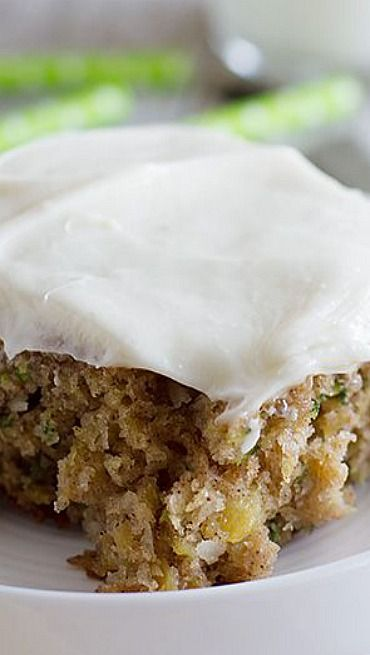 25+ best ideas about Zucchini Cake on Pinterest ...