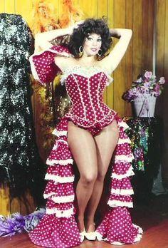 gina montes vedette de la tv  cine mexicano anos  honda fashion bikinis  style