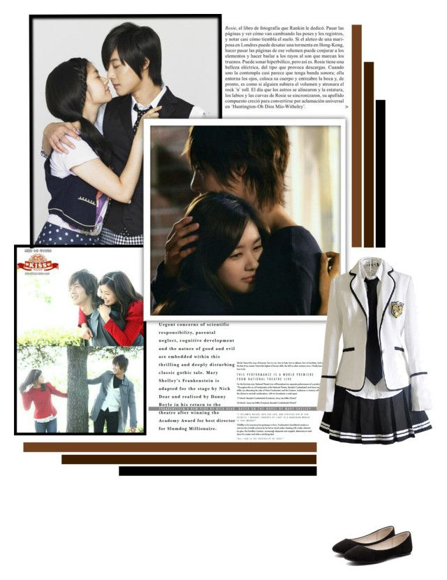 """""""Playful kiss"""" by shook-squad on Polyvore featuring art"""