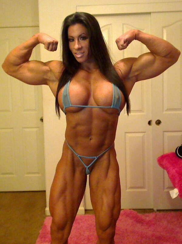 Angie Salvagno  Frauen Muskeln, Muskulse Frauen, Frauen -6822