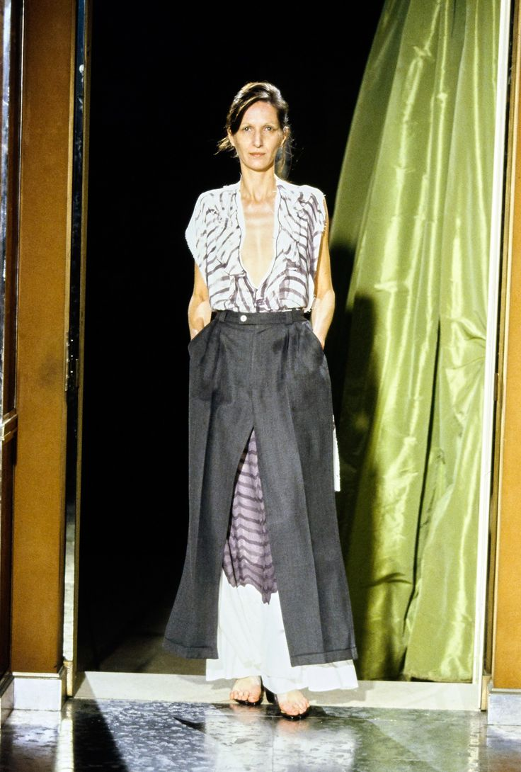 Maison Margiela Spring 1999 Ready-to-Wear Collection - Vogue