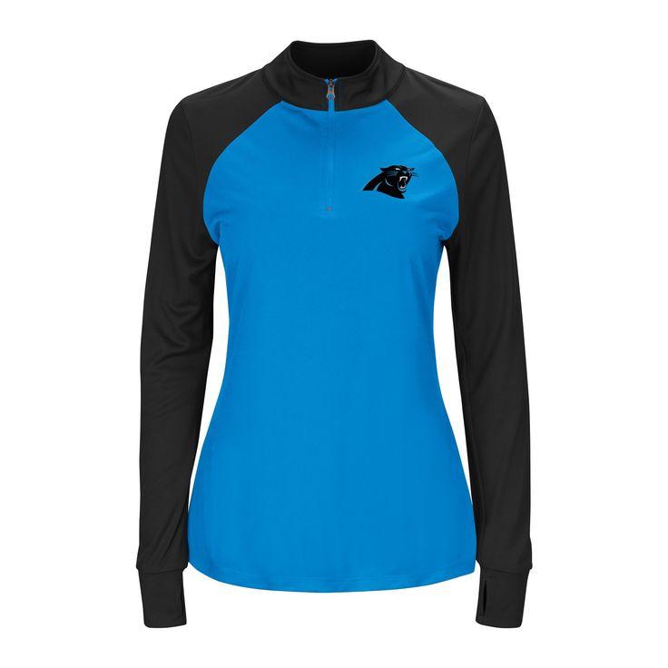 Carolina Panthers Sweatshirt Xxl, Women's, Gray Multicolored