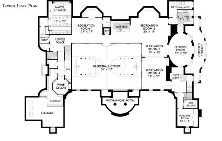 Floorplans « Homes Of The Rich