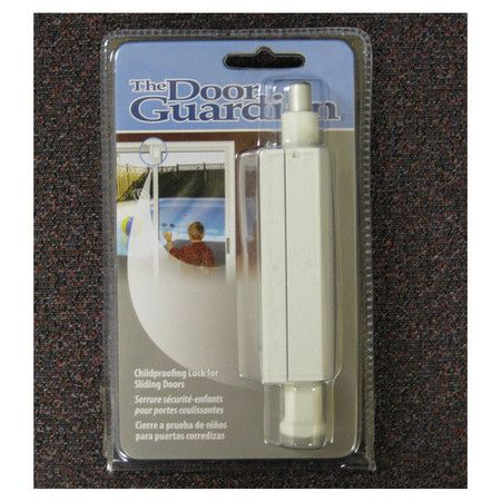 Found It At Wayfair   Patio Door Guardian In White (to Prevent Any  Accidents With