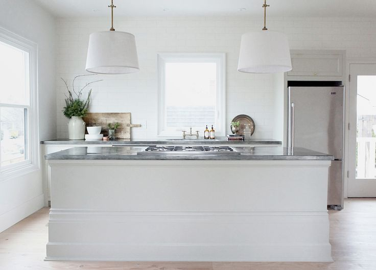 Kitchen in the Emerson Home by MAKE-KING | Image by Chelsea Kaemingk | est living