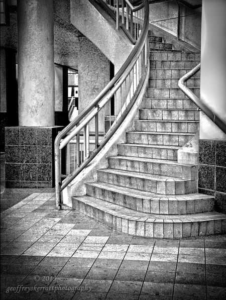 Stairs to Nowhere Photo by geoffrey skerratt -- National Geographic Your Shot