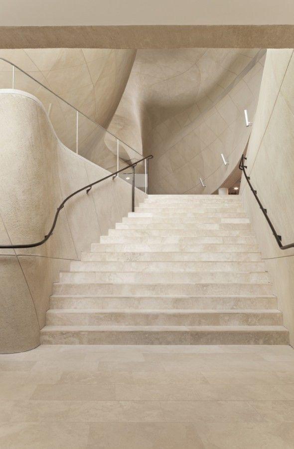 The Museum of the History of Polish Jews / Kuryłowicz & Associates & Lahdelma & Mahlamäki   AA13 – blog – Inspiration – Design – Architecture – Photographie – Art
