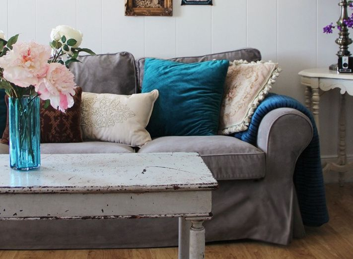 Custom Ikea Ektorp Slipcovers By Comfort Works With Rouge