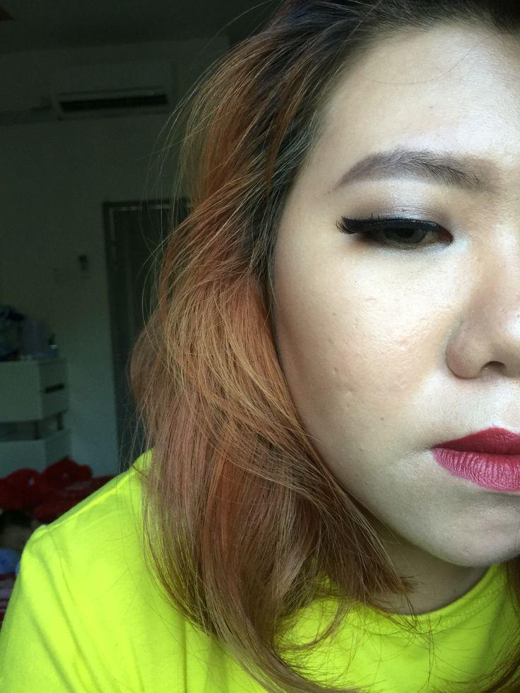 Dark lips | asian