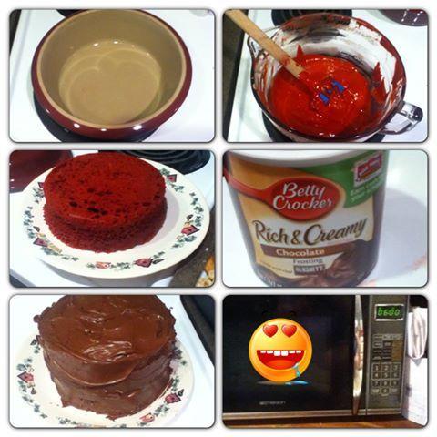 Pampered Chef Round Covered Baker Cake Recipe