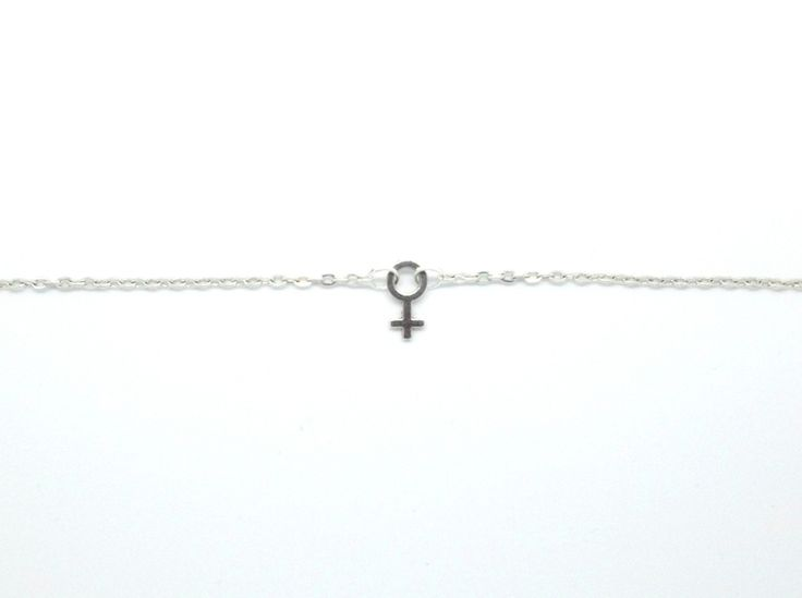The product Small Venus Symbol Chain Choker is sold by catfightback in our Tictail store.  Tictail lets you create a beautiful online store for free - tictail.com