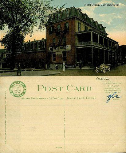 Hotel Dixon Cambridge Md Flickr Photo Sharing