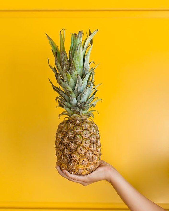 Sunshine... sand... pineapple! Isn't yellow just the happiest colour?    Image via @aranmartinezsolana #atropico