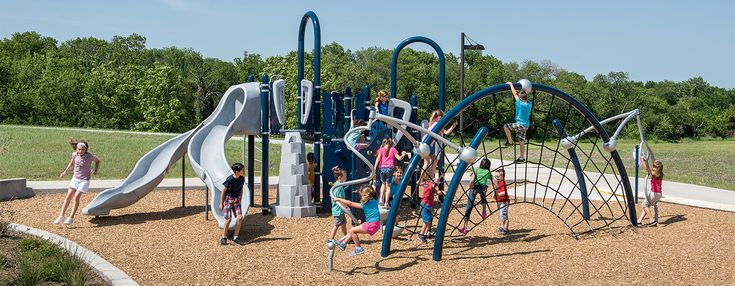 25 best ideas about commercial playground equipment on for Playground equipment ideas