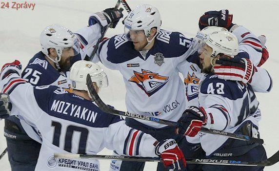 Kovář přispěl asistencí k dalšímu vítězství Magnitogorsku nad Kazaní