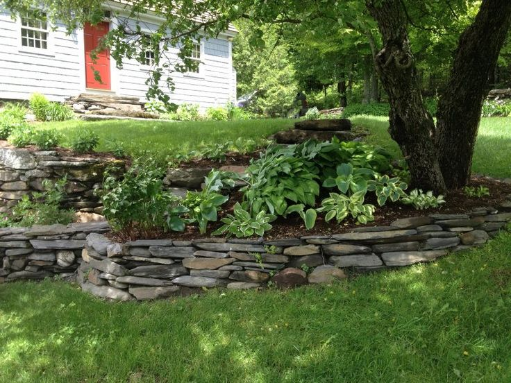 17 Best Images About Stone Walls On Pinterest