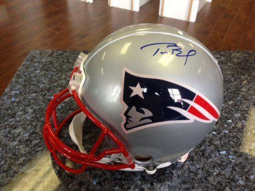 #Tom #Brady #Autograph #Helmet Tom Brady autographed helmet $1,299.00