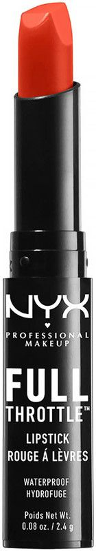 NYX Full Throttle Lipstick - Jolt