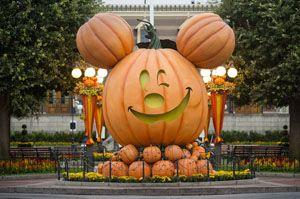 Mickey's Halloween Party en Disneyland
