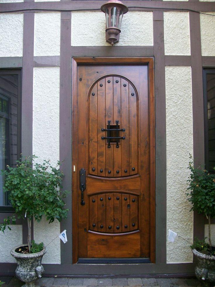 Best 25 Wood Front Doors Ideas On Pinterest Front Doors