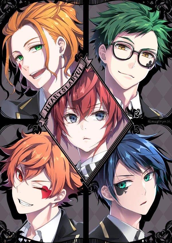 pin by nicole weber on ᴴᵉᵃʳᵗˢˡᵃᵇʸᵘˡ cute anime guys anime guys cute anime character