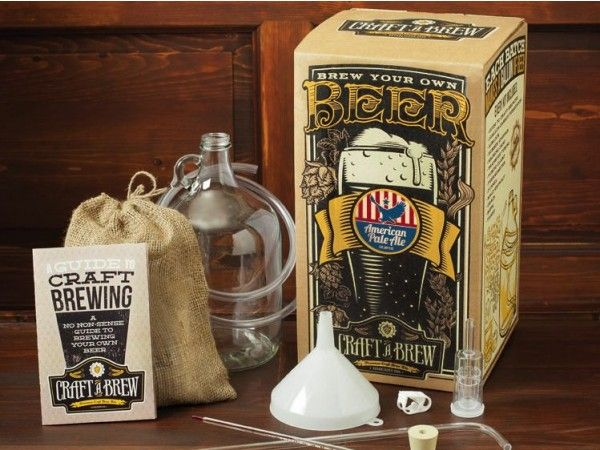 Gift Idea: Craft a Brew - Best Beer Making Kit #givedifferently