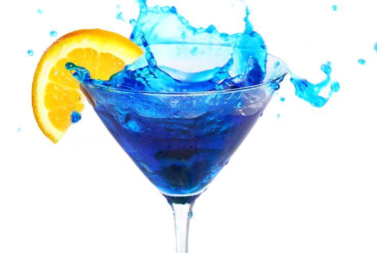 cocktail, voor een exotische uitstraling