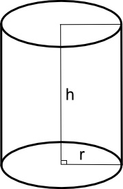 Formule sul cilindro e formule inverse.