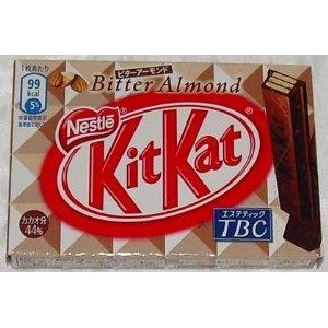 Bitter Almond #kitkat