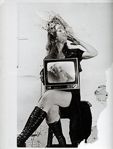 Joan Jonas - Organic Honey's Visual Telepathy (photo by Richard Serra)
