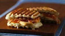 Ranch Chicken and Bacon Panini: Easy Grilled, Chicken Bacon, Bacon Paninis, Tasti Recipes, Ranch Chicken, Savory Recipes, Paninis Breads, Great Ideas, Grilled Recipes