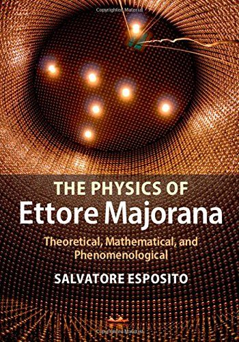 The Physics of Ettore Majorana: Theoretical, Mathematical, and Phenomenological