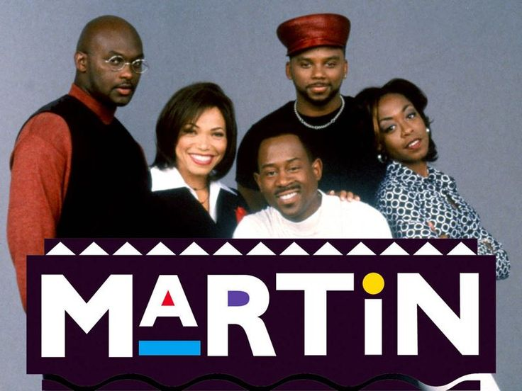 """Martin"" Is Your Favorite Sitcom Of All Time!! The hit TV show made its debut 20 years ago today!"