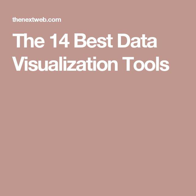 Best 25+ Data visualization tools ideas on Pinterest
