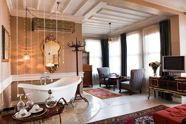 Biliyor muydun ? /// Türkiye'de Kışın Gidilecek 10 Romantik Otel