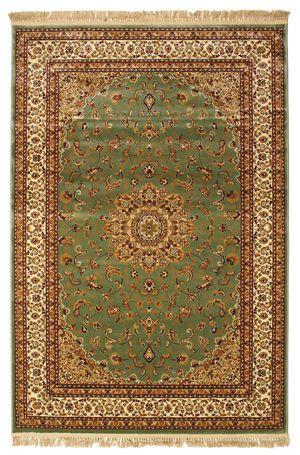 Nahal - Grønn teppe 160x230