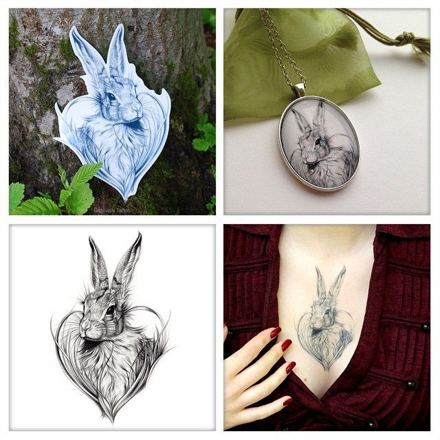 86 best tatuaje conejos images on pinterest bunny tattoos my selection of easter gifts over on my etsy store easter cuterabbit rabbit negle Images