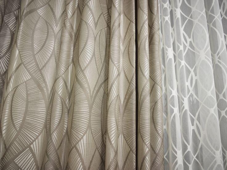 17 beste idee n over voile gordijnen op pinterest grote gordijnen pinch plooi gordijnen en - Gordijnen interieur decoratie ...