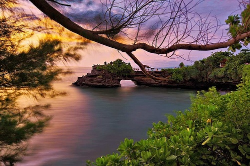 Bali, under the purple sky ~ kalahariheart.tumblr.com