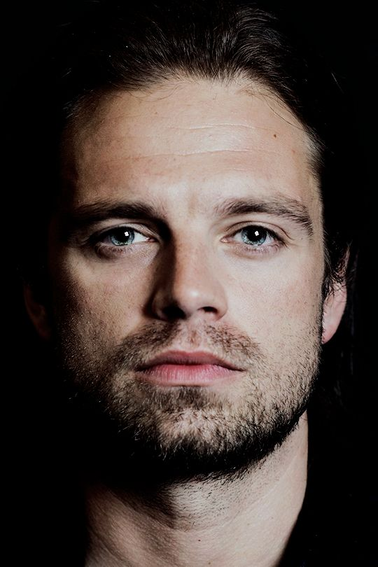 Sebastian Stan: My Romanian Teddy Bear!