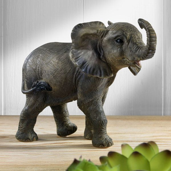 Baby Elephant Home Decoration Ornament Gift
