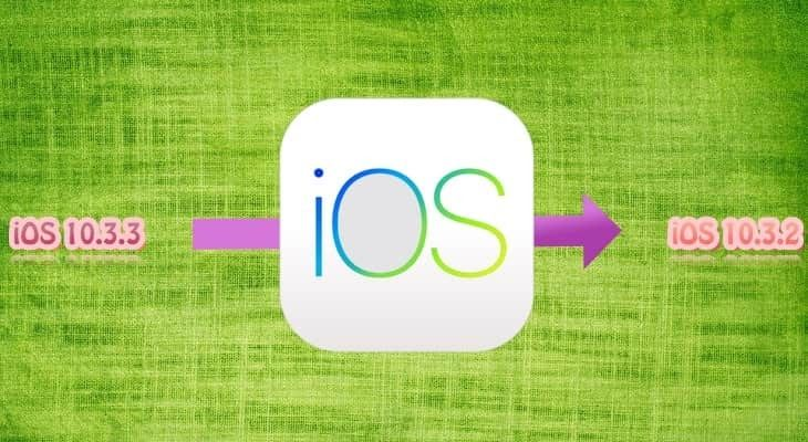 http://ift.tt/2urVUbZ stops signing iOS 10.3.2  Downgrading/Upgrading to iOS 10.3.2 not possible http://ift.tt/2uJ4Hld  After releasing iOS 10.3.3 a month ago Apple has stopped signing iOS 10.3.2 that means users will not able to upgrade or downgrade their iOS devices to iOS 10.3.2 ever again.  Apple usually stops signing older versions of iOS few days after releasing a new version of iOS. The iOS 10.3.3 comes with a minor update fixing some of the security vulnerabilities and bugs.   iOS…