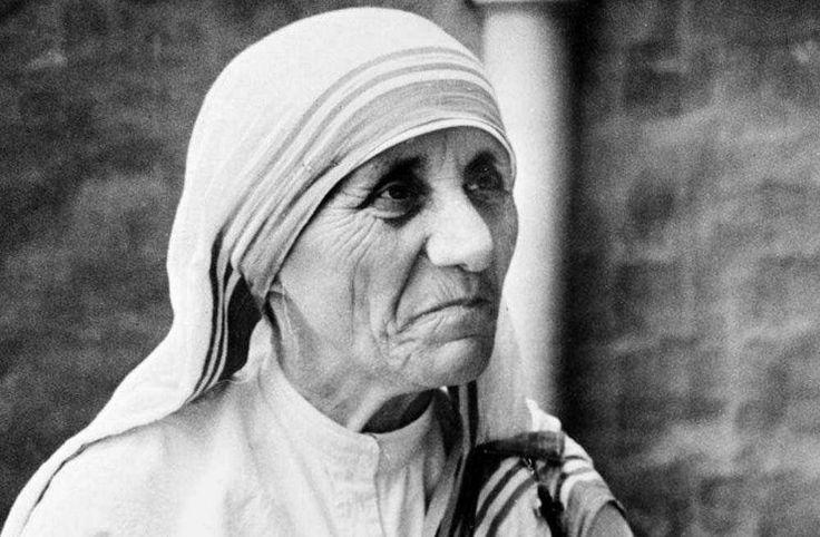 30 συγκινητικά μαργαριτάρια σοφίας από τη Μητέρα Τερέζα