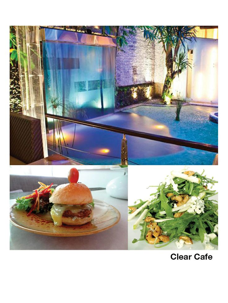Clear Cafe, Ubud  Photo by: Katie Allen